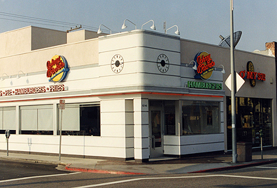 Johnny Rockets Building After Ramsey Real Estate Group
